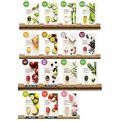 Innisfree It's Real Squeeze Mask Sheet x 15 sheets