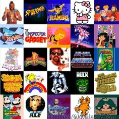 80's cartoons were the best, nothing can ever beat them!
