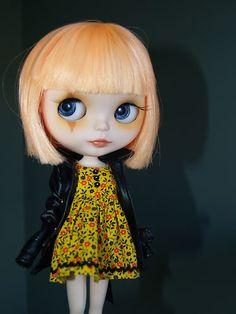 Custom Simply Mango Blythe Doll | eBay