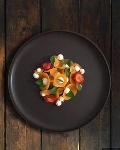 183 mentions J'aime, 6 commentaires – Chef à Saint Palais/mer (@alexandre_chaignaud) sur Instagram : « Melon , chorizo, crème de buratta et basilic#food #foodporn #foodpic #foodgasm #foodblogger… »