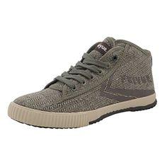 Zelten Feiyue Hightop Zig-Zag Kongfu Shoes Parkour 051afd735