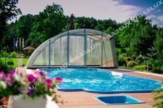 Basen Baslux Siedziba Firmy / Baslux Pool Company Pool Companies, Pools, Transportation, Garden, Outdoor Decor, Home Decor, Garten, Decoration Home, Room Decor