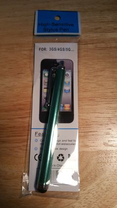 Stylus Touch Screen Pen for iPhone iPod Touch iPad PC Samsung $1.49