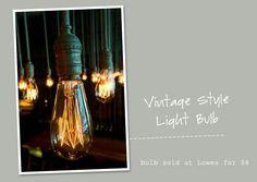 Unconventional Wedding lighting