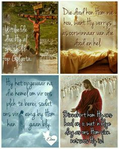 Karma Quotes, Faith Quotes, Bible Quotes, Easter Messages, Afrikaanse Quotes, Easter Story, Christian Inspiration, Verses, Scriptures