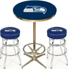 Use this Exclusive coupon code: PINFIVE to receive an additional 5% off the Seattle Seahawks Pub Table Set at SportsFansPlus.com