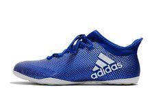 promo code 3f36c dbdea 2017-2018 FIFA World CUP New Soccer Cleats Adidas X Tango 17 3 IC Purplish  Blue White