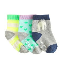 tiny cute socks <3