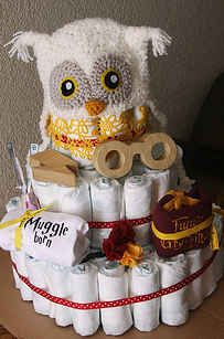 Harry Potter baby shower gift