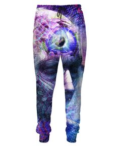 From the visionary mind of Cameron Gray comes The Beauty of it All Sweatpants. These vibrant, all-over print pants take a deeper look into the mind in order to realize the beauty of everything. Add these sweatpants to your wardrobe today. Only from RageOn.com!
