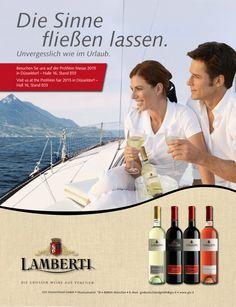 Lamberti #wine #advertisement