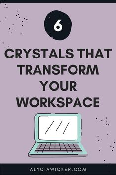 You use crystals for guidance, energy, protection, and so much more. Don't keep all those precious vibes on your altar or only use them during meditation. Harness that power at work, too. These are six crystals that are perfect for the office. Find one that fits your needs and watch how you transform your workspace with powerful and beautiful crystals.