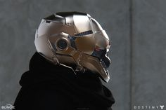 ArtStation - Destiny: Prime Zealot Helm Renders, Mike Jensen