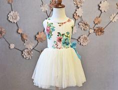 Shabby Chic Tutu Dress Sale $13.50