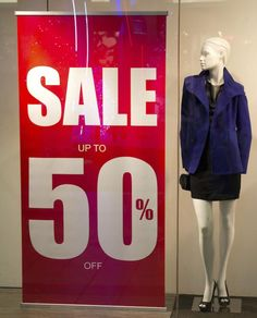 Image result for how to make an attractive sales sign