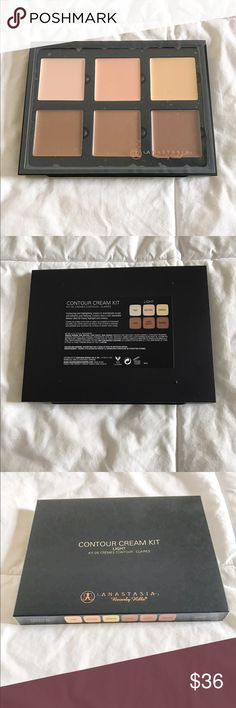 Anastasia Beverly Hills Light Contour Creme Kit Brand new. Anastasia Beverly Hills Makeup Foundation