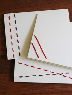 Paper Stitching   The Crafted Life