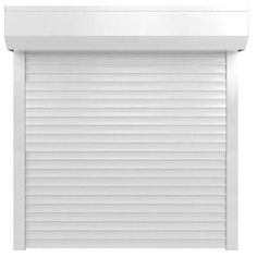 These are all over Spain and in different colors--mega blackout shade! Accordion Hurricane Shutters, Hurricane Storm, Security Shutters, Rolling Shutter, Blackout Shades, Fabric Panels, My House, Blinds, Home