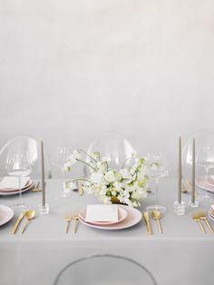 Modern Tablescape |