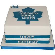 Toronto Maple Leafs - For the Love of Cake Toronto Maple Leafs Wallpaper, Toronto Maple Leafs Logo, Wallpaper Toronto, Cake Icing, Cupcake Cakes, Cupcake Ideas, 9th Birthday, Happy Birthday, Birthday Cakes