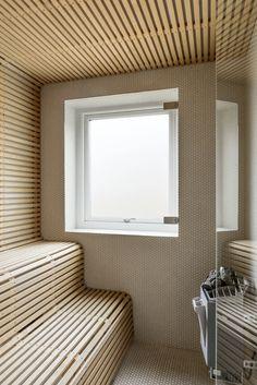 Portable Steam Sauna - We Answer All Your Questions! Basement Sauna, Sauna Room, Scandinavian Saunas, Portable Steam Sauna, Sauna House, Sauna Design, Spa Rooms, Infrared Sauna, Modern Home Interior Design