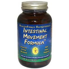 Healthforce Intestinal Movement Formula Supplements - Colon Health - Health Conditions | Body Energy Club Supplements
