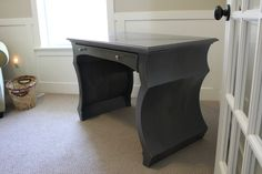 dust furniture* — Writing Desk