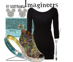 """""""Imagineers"""" by lalakay on Polyvore"""