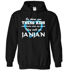 So there are ᐅ these kids who kinda stole my heart. ᗚ They call me JanJanJan-JanJanJan