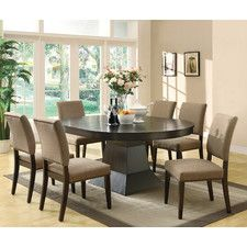 Woodstock 7 Piece Dining Set  #LGLimitlessDesign #contest
