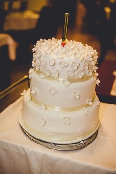 Our beautiful wedding cake. Manna1887