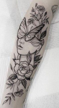 Tattoo Ideas Female Unique Pictures 31 New Ideas Page 9 of 31 Creative Vis T . - Tattoo Ideas Female Unique Pictures 31 New Ideas Page 9 of 31 Creative Vis Tattoo Ideas Female Uniq - Bild Tattoos, Leg Tattoos, Body Art Tattoos, Sleeve Tattoos, Female Tattoos, Female Tattoo Sleeve, Tatoos, Tattoo Wort, Mädchen Tattoo