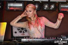 #DJ #ParisHilton #AmnesiaIbiza nightclub, 08.13, for her 2nd #FoamAndDiamonds party appearance (© 2014  @Amnesia_Ibiza) #Afrojack #ArminVanBuuren #AndrewRayel #Alesso #Angerfirst #ATB #Avicii #Axwell #CalvinHarris #DaftPunk #DashBerlin #DadaLife #DavidGuetta #Deadmau5 #Diplo #Dyro #Frontliner #Kaskade #MartinGarrix #Nervo #NickyRomero #PaulVanDyk #SanderVanDoom #SebastianIngrosso #Skrillex #SteveAoki #Tiesto #Zedd