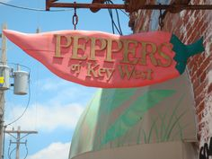 Peppers of Key West- went here. There's some awesome spicy chocolate powder that you can put in cream cheese. Sooooo yummy!!!