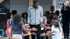Kevin Durant Charity Foundation Announces First Official Fundraiser | Oklahoma City Thunder