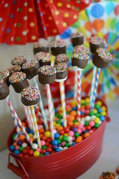 Bombones, chocolate
