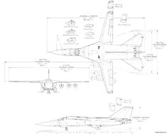 Mac donnell f 15 blueprint pinterest airplanes jets and cars malvernweather Image collections