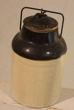 Old Canning Crock...