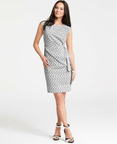 Get dressed: enjoy off dresses for two days only with the code SUMMERSTYLE Dress Skirt, Peplum Dress, Dresses For Work, Formal Dresses, Work Attire, Outfit Posts, Dress Me Up, Ann Taylor, Taylor Dress
