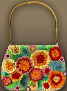 borsa fiore