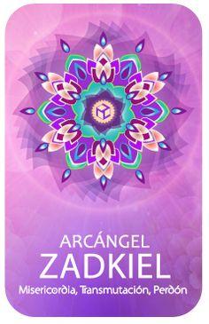 Captura de pantalla 2015-12-10 a las 11.49.19 a.m. Chakras, Archangel Zadkiel, Spiritual Pictures, Angel Readings, Indigo Children, Hebrew Words, Wild Spirit, Mind Body Spirit, Oracle Cards