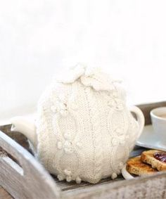 Tea Cozy - free pattern