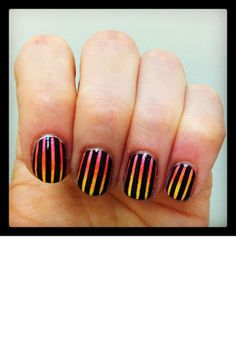 Photo 8- Nail Stalking! 12 Must-Copy Manis Spotted On The Streets Of S.F. Doing these next!