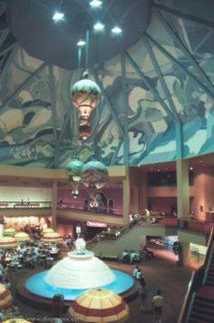 The Land Pavilion (Credit: DisneyPix)