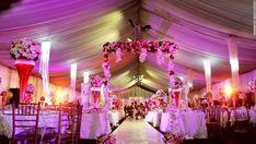 Nigerian Outdoor Wedding Decorations - mypic.asia