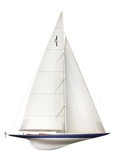 J-Class.  A new one to be built in wood.