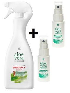 LR Aloe Vera Emergency Spray Set 1x500 ml + 2 Nachfüllspr... http://amzn.to/2f4R1ws