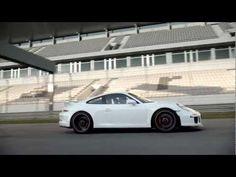 Porsche 911 GT3 (991) launch video with engine sound
