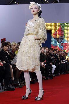 Christian Lacroix Haute Couture S/S 2008.