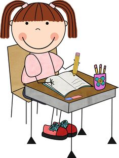 this is best kids writing clipart 20786 free clip art children rh pinterest com child writing at desk clipart Student Writing Clip Art